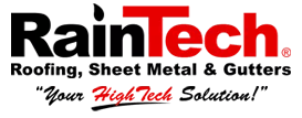 Tulsa Roofing, Sheet Metal & Gutter Company | RainTech Oklahoma