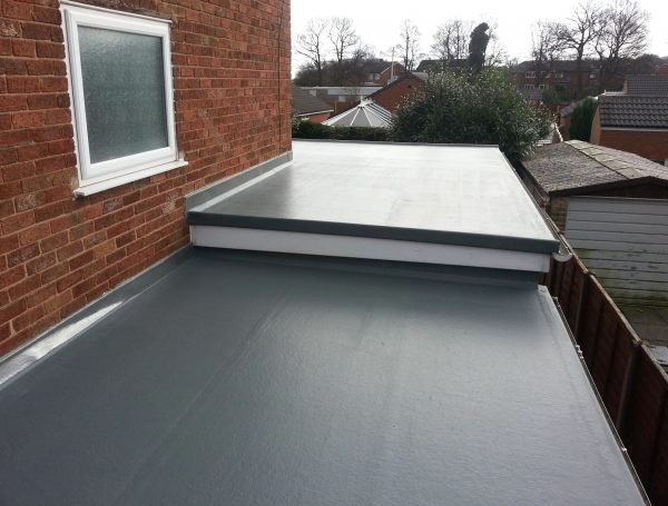 RainTech Roofing - EPDM Roof