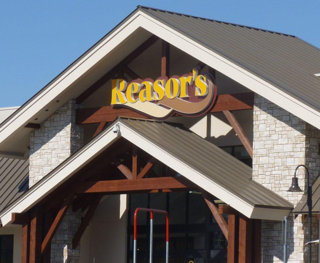 RainTech Roofing - Reasor's sheet metal roofing