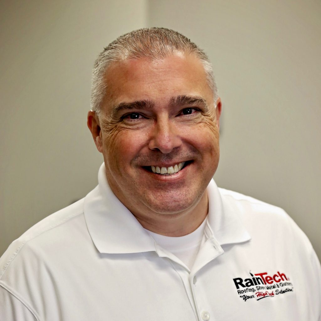 RainTech Roofing - Mike Wells