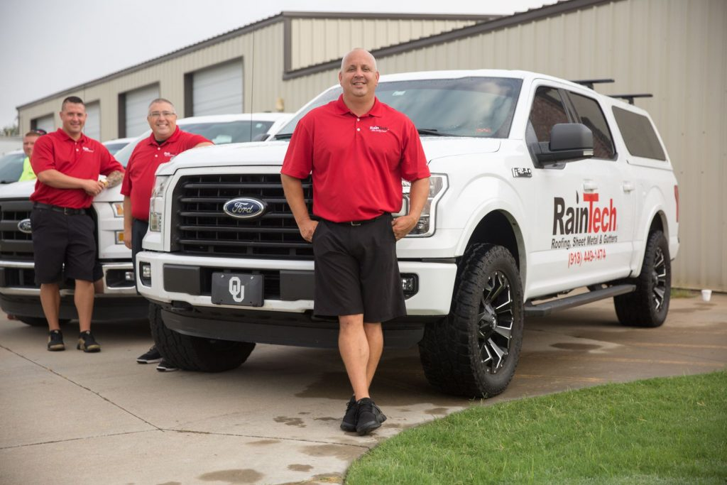 RainTech Roofing - Roofing Experts