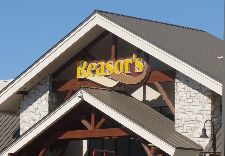 raintech reasor's metal roof