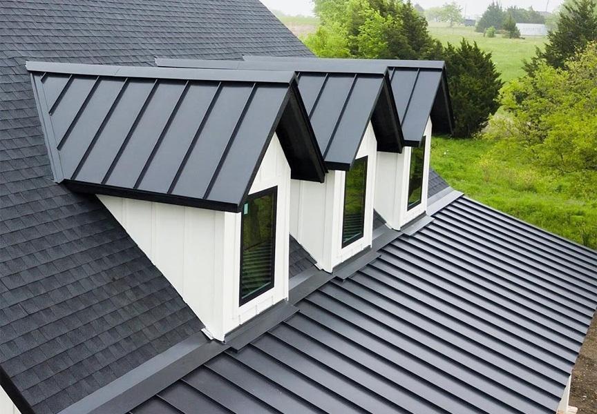 raintech sheet metal residential roof